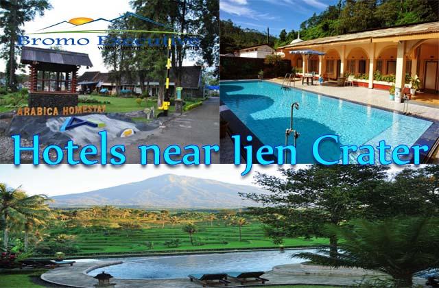 Hotels near Ijen Crater